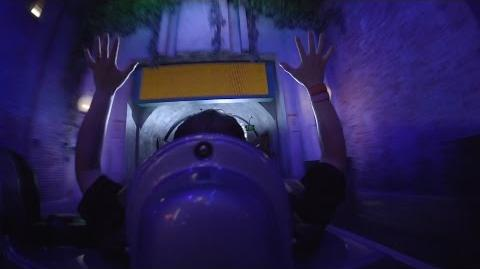 Rock 'N' Roller Coaster on ride Low Light HD POV, Disney's Hollywood Studios HD 1080p 60fps