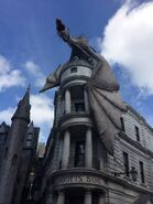 Universal Studios Harry Potter and the Escape from Gringotts