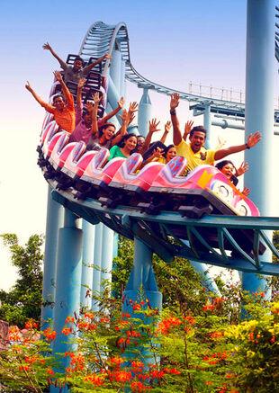 Fantasy Kingdom   Roller Coaster Wiki   Fandom