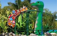 Legoland California Coastersaurus