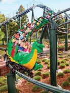 Legoland The Dragon Coaster