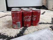 7.5oz 6 Pack of Coca-Cola