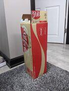 12 Pack of Vanilla Coke