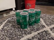 6pk 7.5oz Cans Of Sprite
