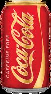 Caffeine-free Coca-Cola