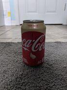 Vanilla Coke (Coca Cola) 12oz can