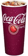 Coca-cola-cherry-fountain-drink-cup