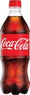Coca Cola Plastic Bottle