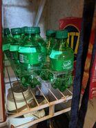 7 12oz Bottles of Sprite