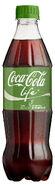 Coca-Cola Life 0.5 liter