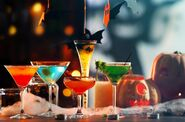 Halloween-Cocktails-at-Whirlowbrook-Hall-Hotel