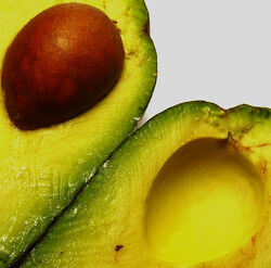 Be sure your avocado is ripe!