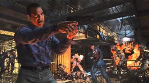 """Black Ops 2 - """"Mob of the Dead"""" Zombies 6 Minute Gameplay Preview"""