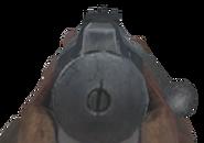 Mosin-Nagant mira de hierro en Call of Duty