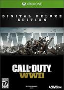 CoD WWII - Carátula de Xbox One de la Edición Digital de Lujo