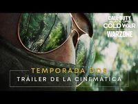 Cinemática de la Temporada dos - Call of Duty®- Black Ops Cold War y Warzone™