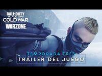 Tráiler del juego de la Temporada tres - Call of Duty®- Black Ops Cold War y Warzone™