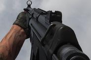MP5 primera persona en Call of Duty Modern Warfare 2019