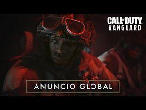 Tráiler del anuncio - Call of Duty®- Vanguard