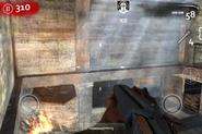 Escopeta de doble barril recortada CoDZ
