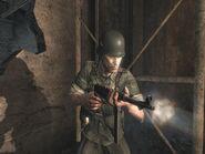WaW German Soldier MP40