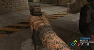 Glock 18 en primera persona en Call of Duty Online