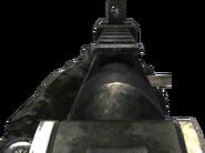 SPAS-12 mira de hierro en Call of Duty Modern Warfare 2