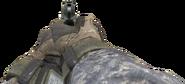 Apuntando con la M1911