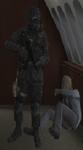 Soldado en Club del ligue aéreo (3)