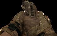 Beretta M93R en primera persona en Call of Duty Online