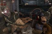 Mono bomba activando