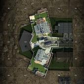 Mapa Nuketown