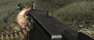 Browning M1919 COD WAW 2