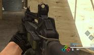 FAMAS primera persona en Call of Duty Online