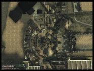 Roundhouse desde el cielo WaW