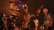 Zombies Green Run COD BO II