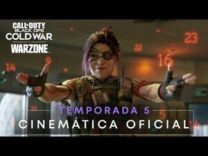 Cinemática de la Temporada 5 - Call of Duty®- Black Ops Cold War y Warzone™