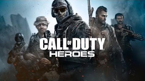 Call of Duty Heroes tráiler