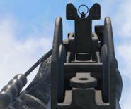Grav mira de hierro en Call of Duty Black Ops IIII