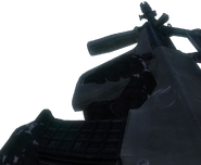 AUG recargando en Call of Duty Black Ops