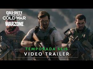 Cinemática de la Temporada 6 - Call of Duty®- Black Ops Cold War y Warzone™