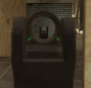 FAMAS mira de hierro en Call of Duty Online