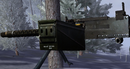 Browning M1919 montada COD UO