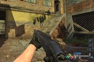 Franchi-12 en primera persona en Call of Duty Online