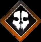 Ghosts emblem CODG