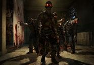 Zombies Isla de alcatraz