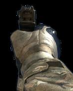 G18 mira de hierro en Call of Duty Modern Warfare 3