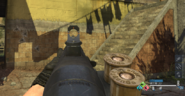 Franchi-12 mira de hierro en Call of Duty Online