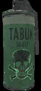 Modelo del Gas Tabun WaW