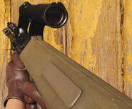 AUG en primera persona en Call of Duty Black Ops Cold War